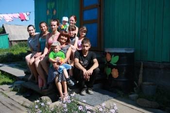 Экспедиция к селькупам Парабельского и Колпашевского районов
