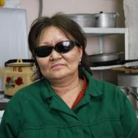 Тамара Андреевна Богданова (Панкагир)