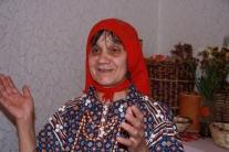 Надежда Брониславовна Вялова рассказывает хантыйские сказки детям