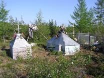 Экондинские надгробия