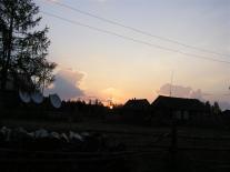 Муторай на закате
