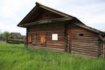 Дом в Максимкином Яре, в которых никто уже не живет