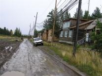 В поселке Ванаваре