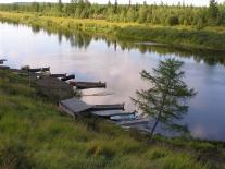 Лодки на Чуне