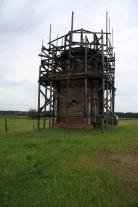 Недостроенная церковь в Максимкином Яре