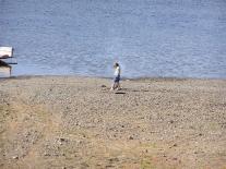 Река Чуня. Солнечный день