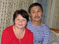 Владимир Валентинович и Елизавета Дмитриевна Поповы