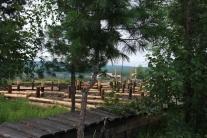 Строительство нового здания интерната  в Тутончанах