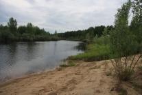 Протока у Максимкина Яра