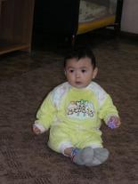Ванаварский детский дом: cамые маленькие