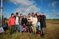 Студенты-участники экспедиции