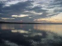 Озеро Чиринда на закате