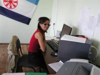 Саргалана Антоновна Комбагир замещает главу администрации Эконды