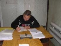Глава администрации Чиринды Василий Иванович Комбагир