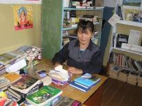 Феодосия Борисовна Аксенова