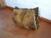 Женская эвенкийская сумочка из пыжика