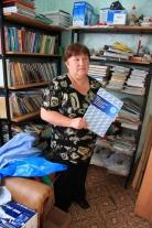 Наталья Михайловна Соколова, директор Напасской средней школы