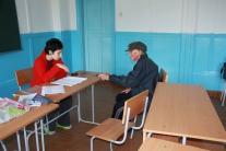 Озвучивание словаря (Константин Дмитриевич Хутокогир и Лена Клячко)