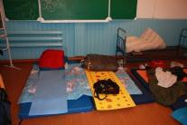 Интерьер нашей спальни в школе