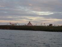 Стойбище Давиндуков на Малом Советском озере