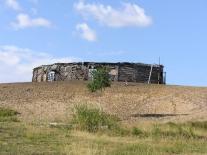 Оленья крепость – дымокур. Озеро Подвальное