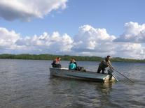 На рыбалку. Озеро Подвальное