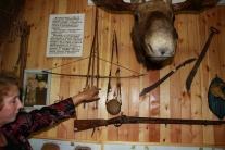 Экспонаты Белоярского краеведческого музея