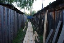 Степановка: переулок