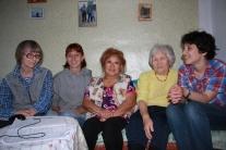 Елена Алексеевна, Любовь Николаевна и участники экспедиции