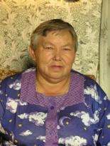 Октябрина Павловна Тапкова