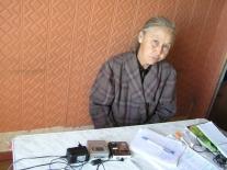 Запись словаря с Лидией Клементьевной Пешкиной
