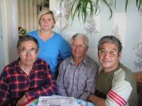 Суломайские семьи
