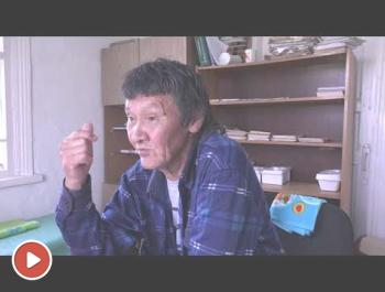 Embedded thumbnail for Олень свою тропу не теряет. В. Н. Колесов